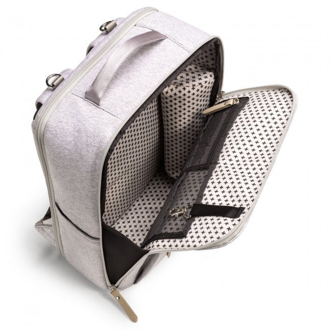 Work + Play Back Pack - Grey Neoprene