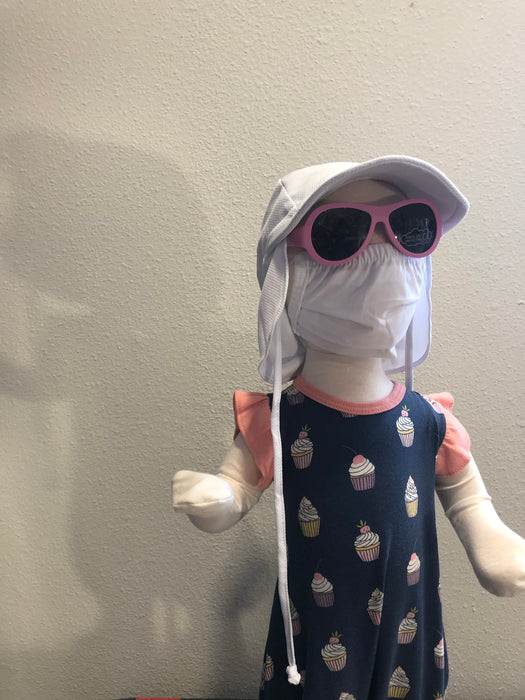 Child Cotton Face Covering