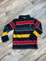 Titanio Long Sleeve Polo