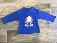 Long Sleeve Shirt with Puppy