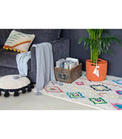 Kaarol Lorena Canals Washable Rug