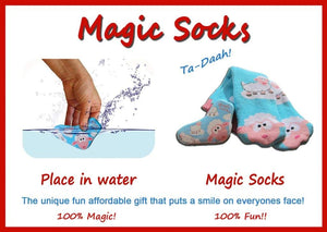 Magic socks