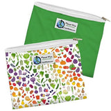 Reusable Sandwich Bags - 2 Pack