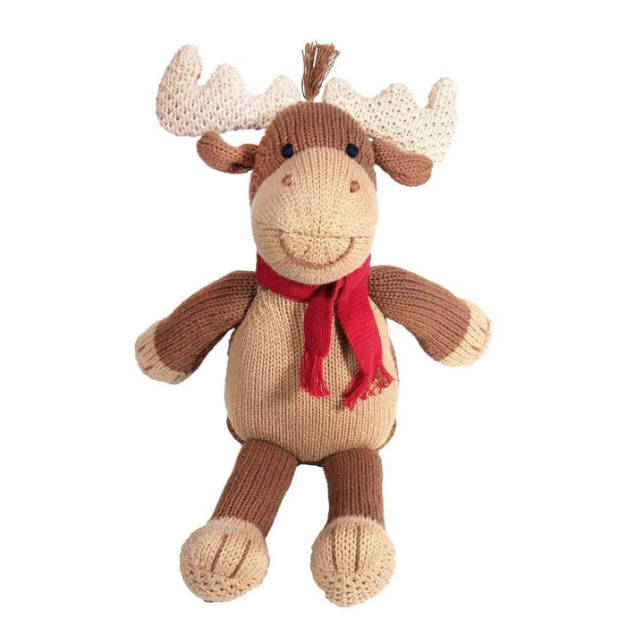 Marley the Moose by Zubels