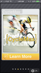 CycleMax: Demanding, pro-level, high-intensity training for performance minded cyclists.