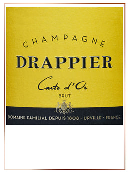Champagne Drappier Carte d´Or