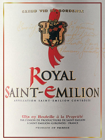 Royal Saint Emilion - Club del Gourmet