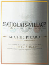 Beaujolais Villages Michel Picard 375 ML - Club del Gourmet