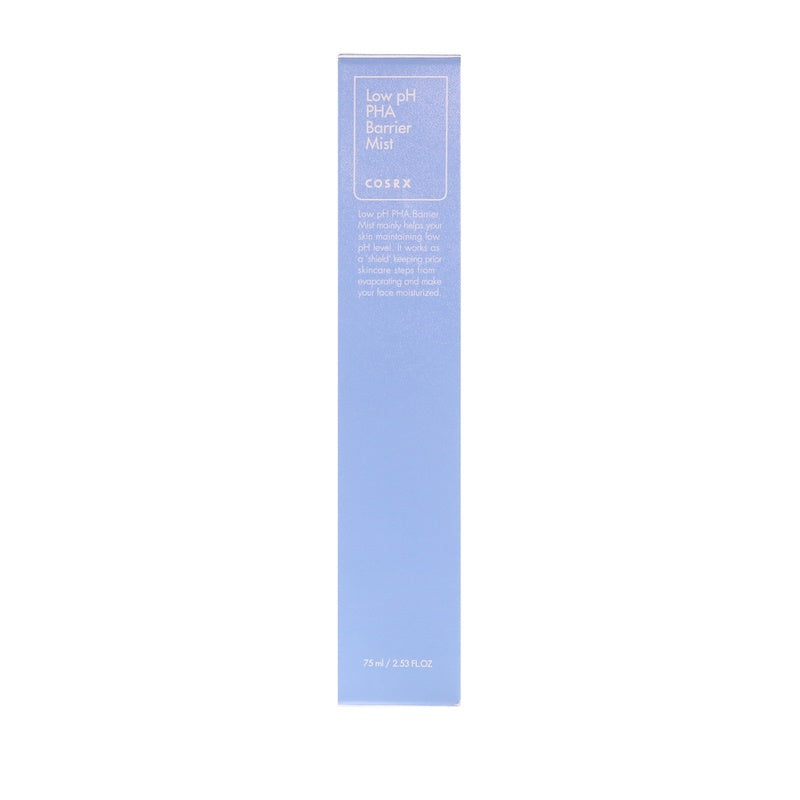 Cosrx Low pH PHA Barrier Mist - SkincarePharm