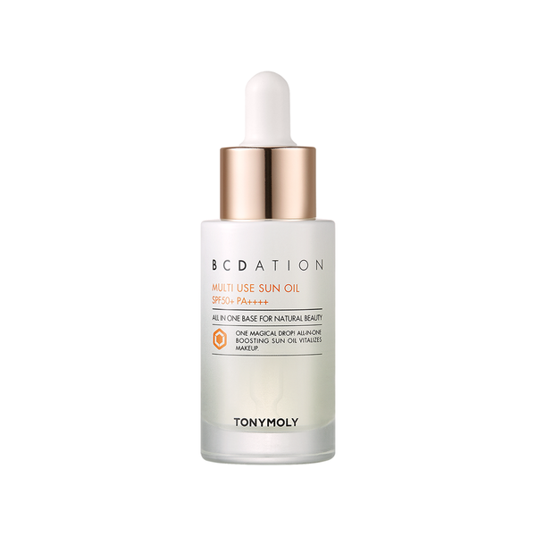 BCDation Multi Use Sun Oil SPF 50+ PA++++ - SkincarePharm
