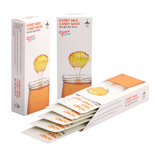 Honey Milk Candy Mask (5 Sheets) - SkincarePharm