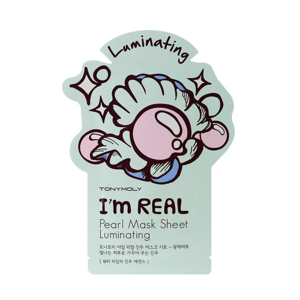 I'm Real Sheet Mask (Set of 2) - SkincarePharm