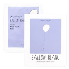 Load image into Gallery viewer, Ballon Blanc Secret Magic Cotton Wipes 2pk - SkincarePharm