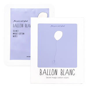 Balloon Blanc Secret Magic Cotton Wipes - SkincarePharm