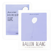 Load image into Gallery viewer, Ballon Blanc All-In-One Cleansing Pad 5pk - SkincarePharm
