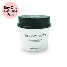 Load image into Gallery viewer, Nouveauté Brightening Cream- Face and Body (Expires on 7.12.2019) - SkincarePharm