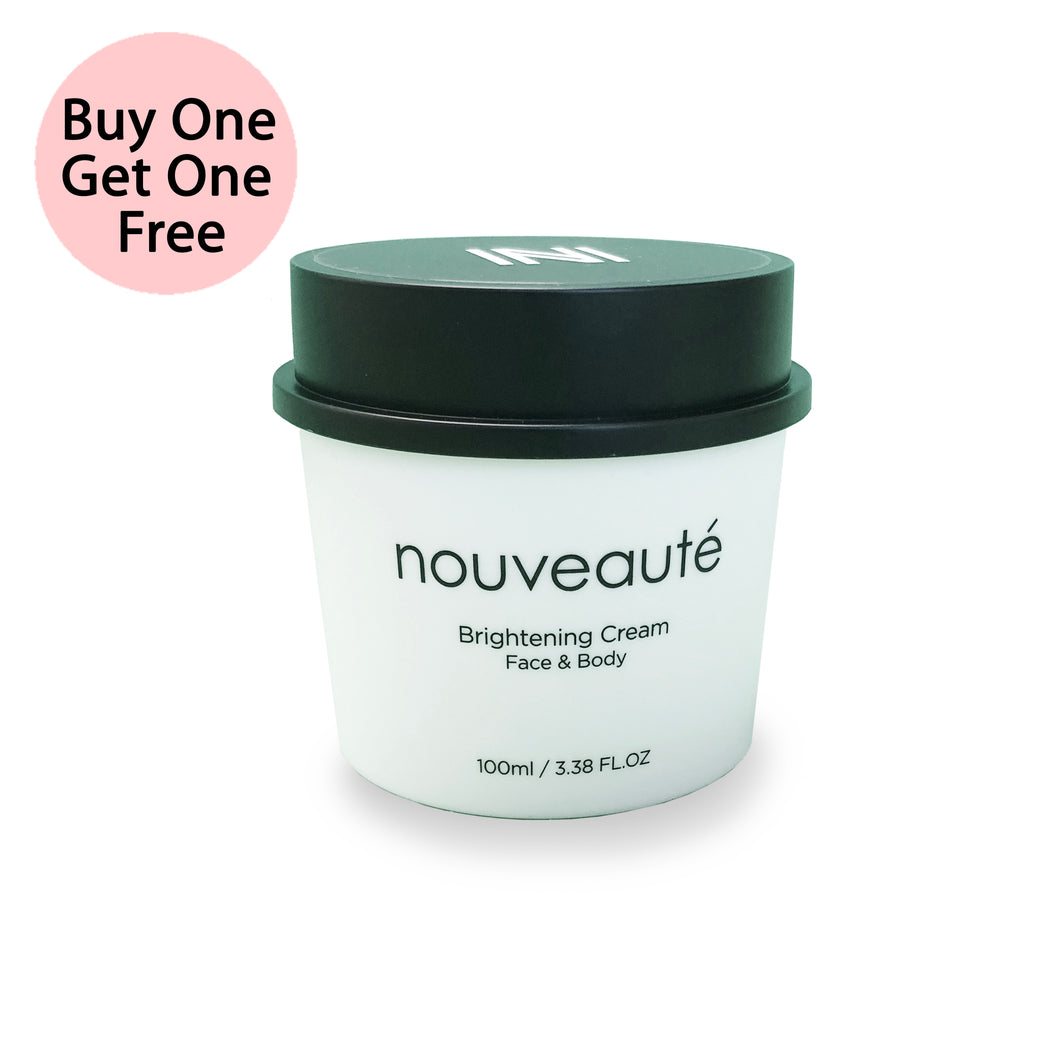Nouveauté Brightening Cream- Face and Body (Expires on 7.12.2019) - SkincarePharm