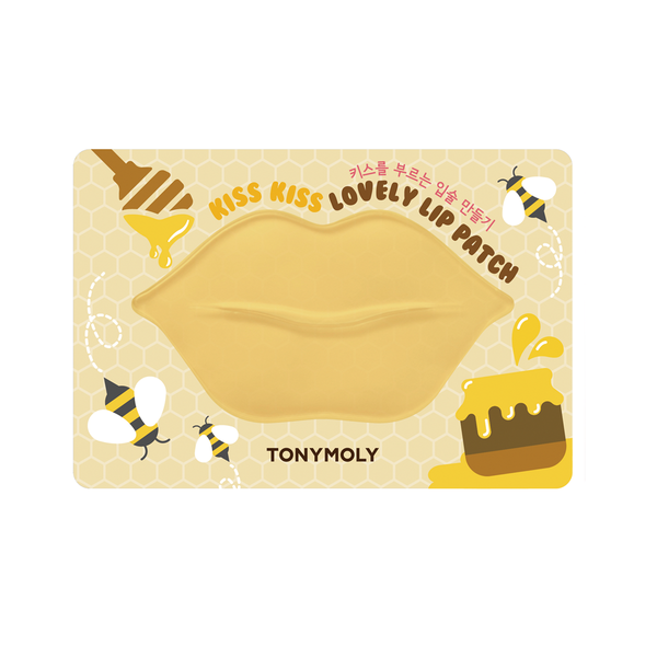 Kiss Kiss Lovely Lip Patch in Honey (Set of 4) - SkincarePharm