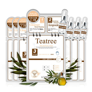 L'AFFAIR 3-Step Mask Pack-Teatree - SkincarePharm