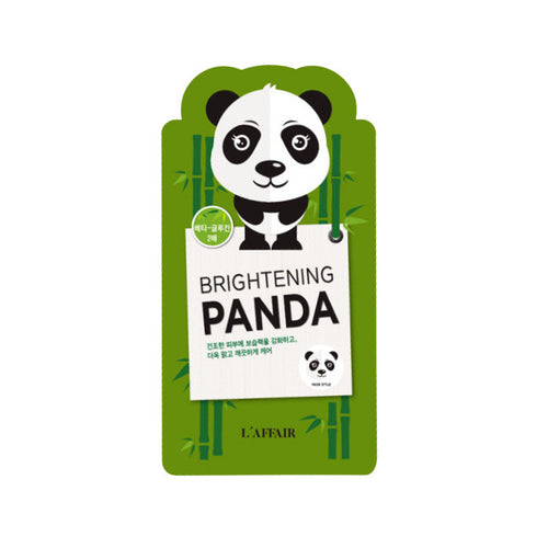 L'AFFAIR Animal Whitening Panda Mask - SkincarePharm