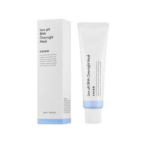 Cosrx  Low ph BHA overnight mask - SkincarePharm