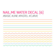 Load image into Gallery viewer, Nail.Me Water Decal Nail Sticker - SkincarePharm