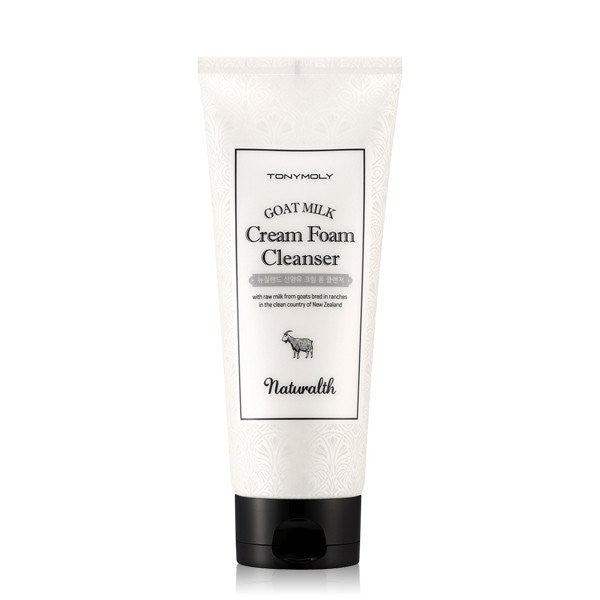 Naturalth Goat Milk Cream Foam Cleanser - SkincarePharm
