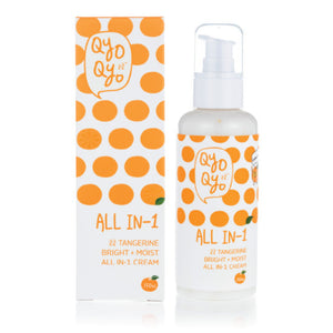 Tangerine Bright+Moist All In-1 Cream - SkincarePharm