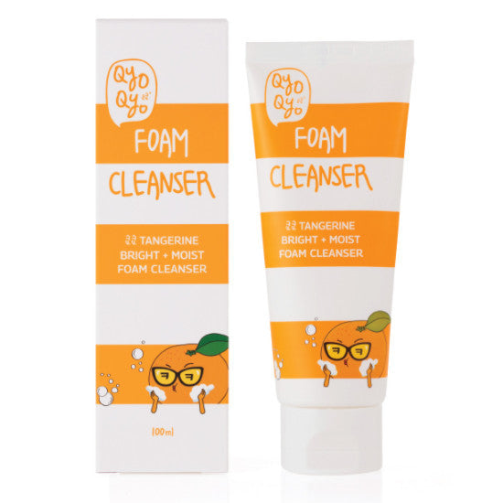 Tangerine Bright+Moist Foam Cleanser - SkincarePharm