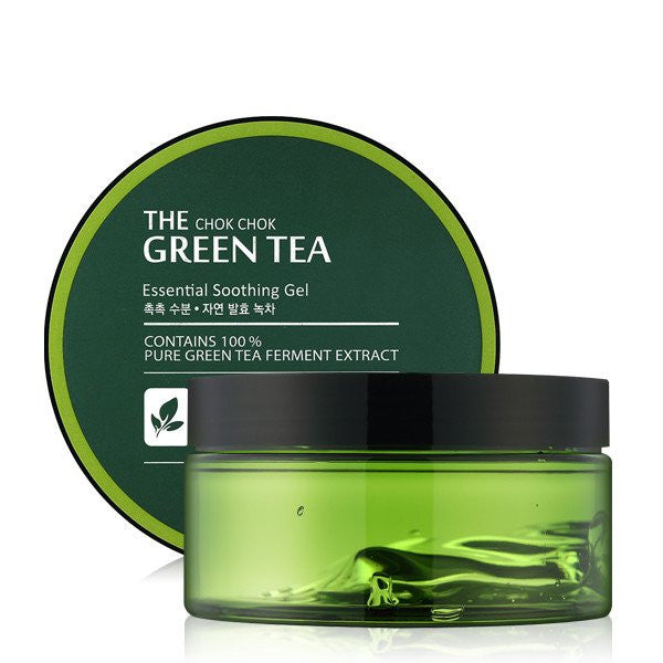 The Chok Chok Green Tea Essential Soothing Gel - SkincarePharm