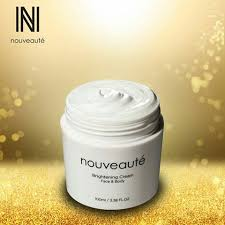 Nouveauté Facial Brightening Cream (Expires 7.12.2019) - SkincarePharm