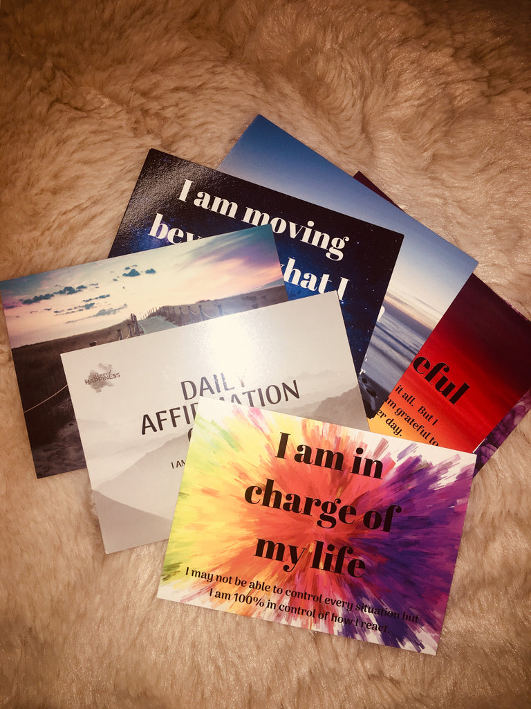 I AM Affirmation Cards