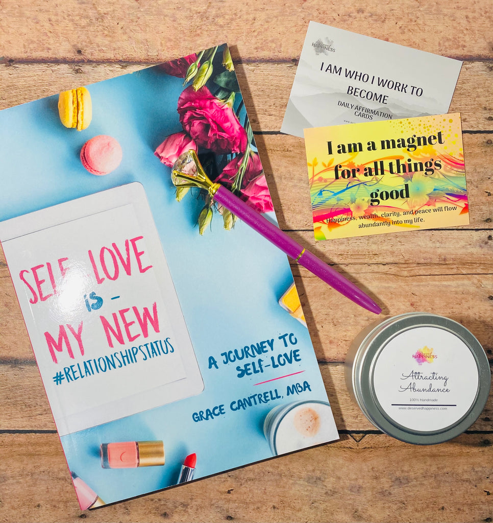 Self-Love Journal Kit