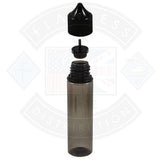 Chubby Gorilla 60ml Black V3 Transparent Bottle with Black Top