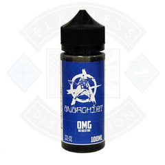 ANARCHIST BLUE 0MG 100ML SHORTFILL E-LIQUID - Litejoy E-Cigarettes and Vaping products