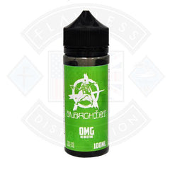 ANARCHIST GREEN 0MG 100ML SHORTFILL ELIQUID - Litejoy E-Cigarettes and Vaping products