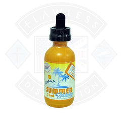 Dinner Lady - Summer Holidays - Shake N' Vape Suntan Mango 50ml Shortfill - Litejoy E-Cigarettes and Vaping products