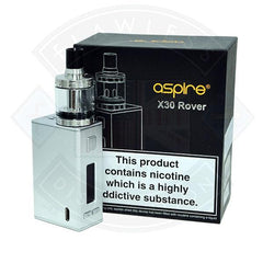 Aspire X30 Rover Vape Kit - Litejoy E-Cigarettes and Vaping products