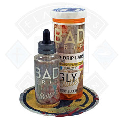 Bad Drip Ugly Butter 50ml 0mg Shortfill E-liquid - Litejoy E-Cigarettes and Vaping products