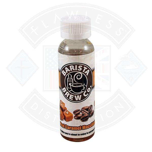 Barista Brew Co. Salted Caramel Macchiato 0mg 50ml Shortfill E-Liquid