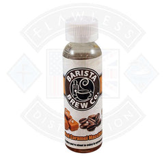 Barista Brew Co. Salted Caramel Macchiato 0mg 50ml Shortfill E-Liquid - Litejoy E-Cigarettes and Vaping products