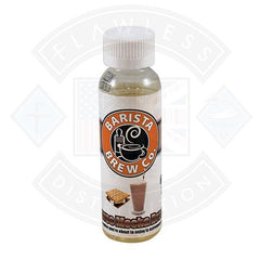 Barista Brew Co. S'Mores Mocha Breeze 0mg 50ml Shortfill E-Liquid - Litejoy E-Cigarettes and Vaping products