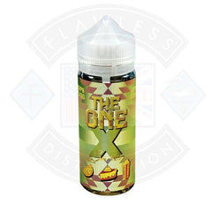 THE ONE BY BEARD VAPES - CREAMY LEMON CRUMBLE CAKE 0MG 100ML SHORTFILL E-LIQUID