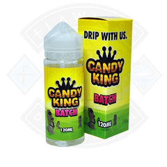 Candy King Batch 0mg 100ml Shortfill E-liquid - Litejoy E-Cigarettes and Vaping products