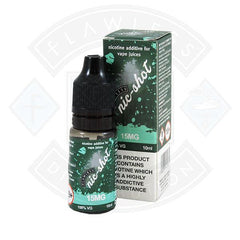 FLAWLESS NICOTINE SHOT 15MG 10ML E-LIQUID - Flawless Vape Shop