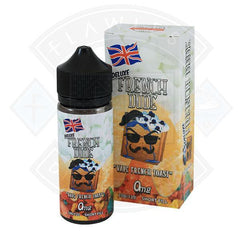 French Dude *DELUXE* 0mg 100ml Short fill E liquid