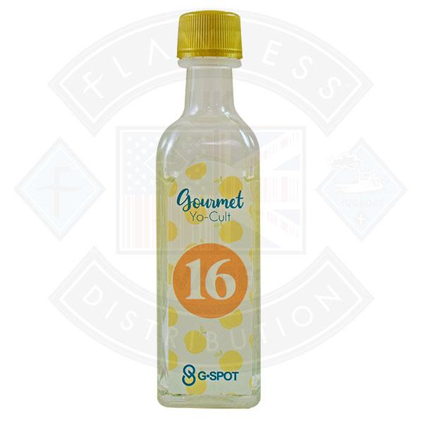 G. Spot Gourmet 16  0mg 50ml Shortfill E-Liquid