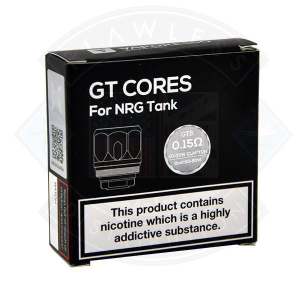 GT Cores for NRG Tank GT8 0.15ohm 50-110w Clapton
