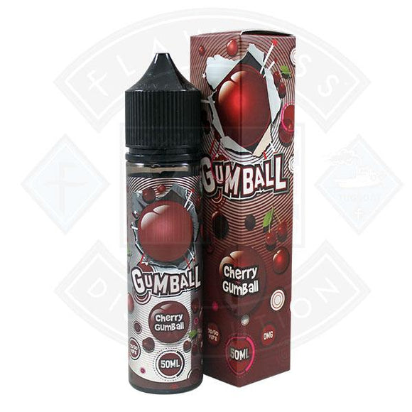 Slushie Gumball Cherry Gumball 0mg 50ml Shortfill