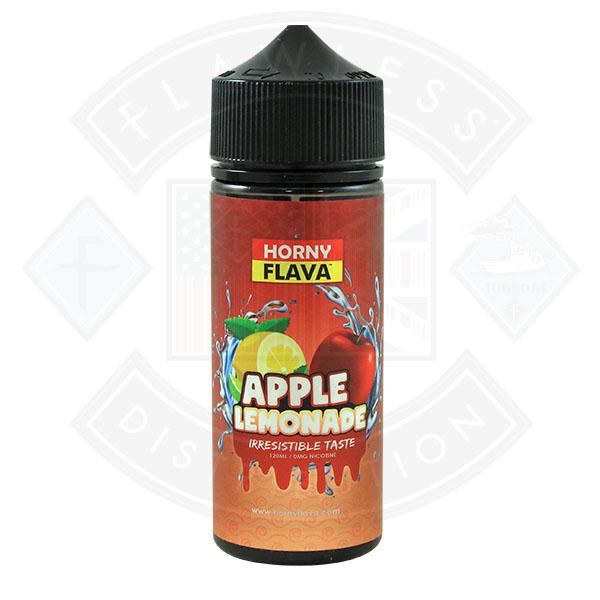 Horny Apple Lemonade 100ml 0mg E Liquid